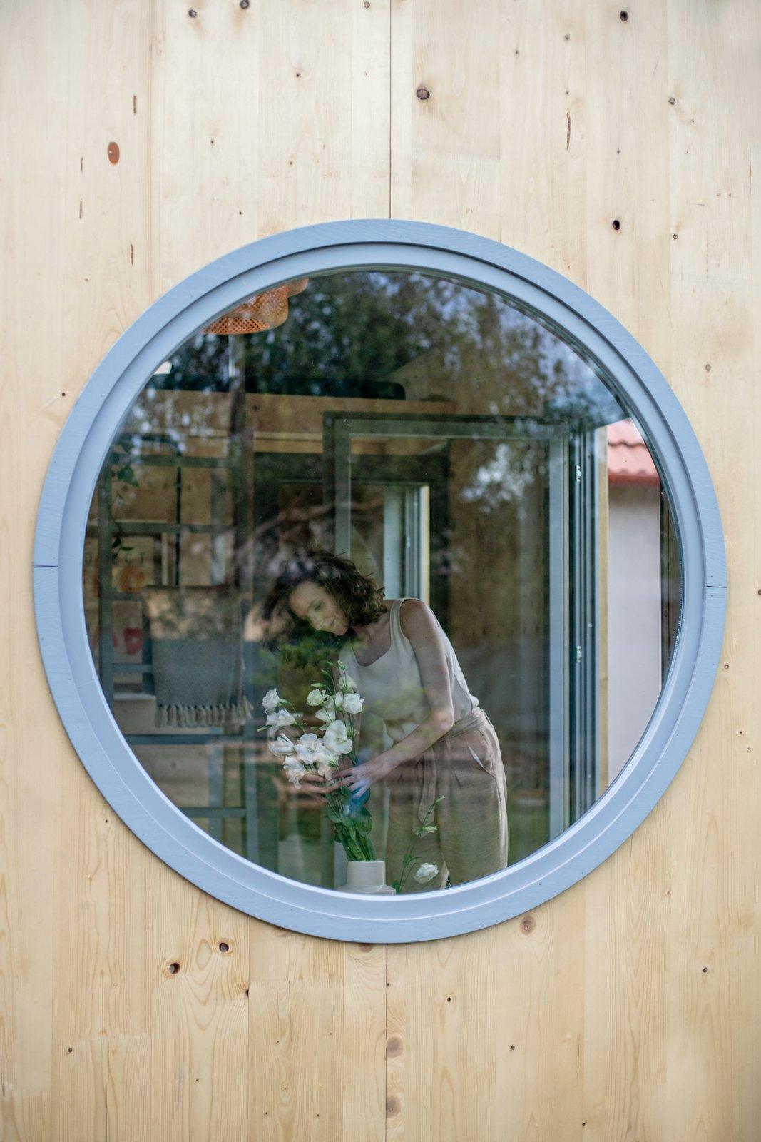 Window of Kabinka by Hello Wood.