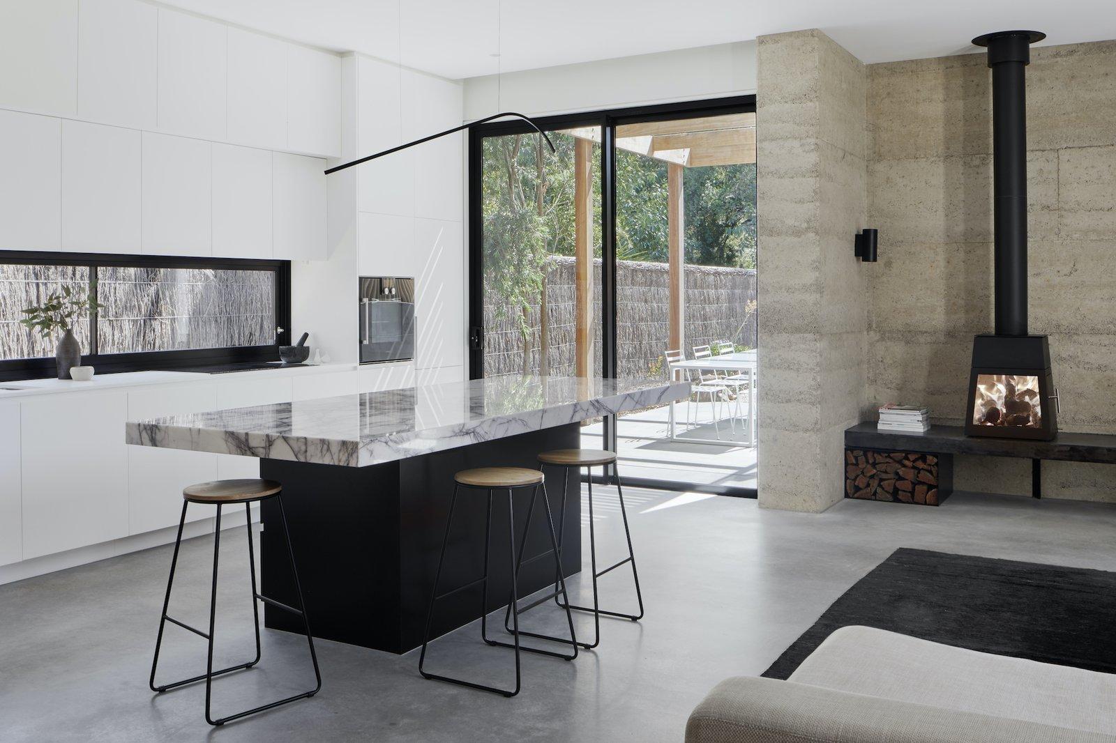 Kitchen of Laurel Grove by Kirsten Johnstone Architecture.