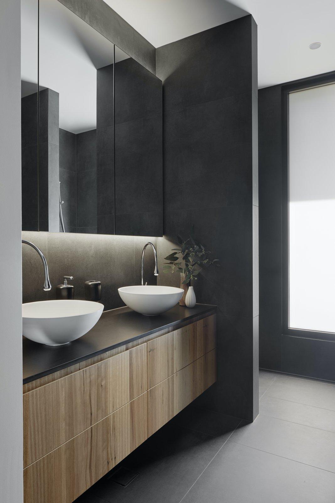 Bathroom of Laurel Grove by Kirsten Johnstone Architecture.