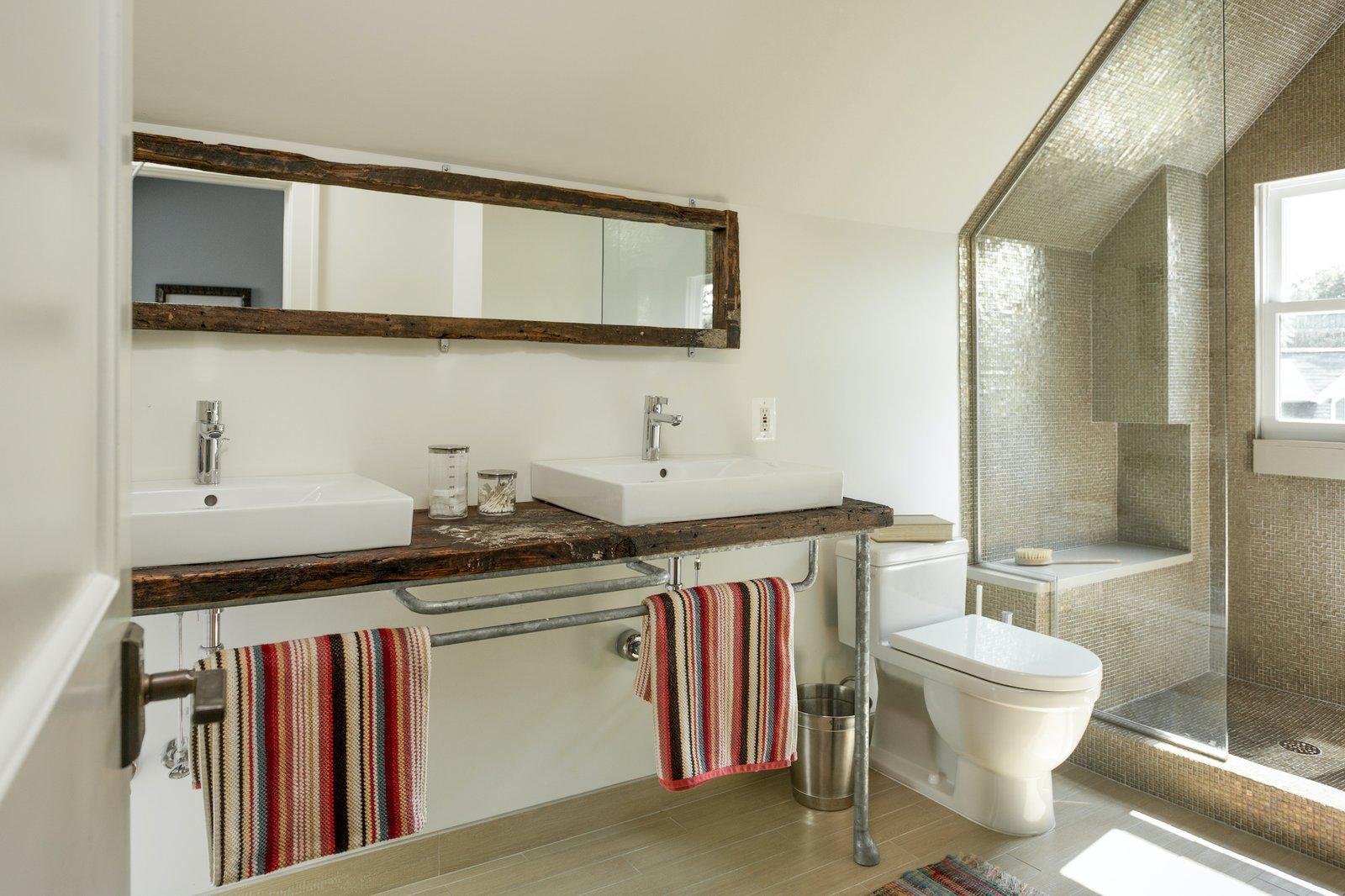 Bathroom at Birmingham Residence by McIntosh Poris Associates.