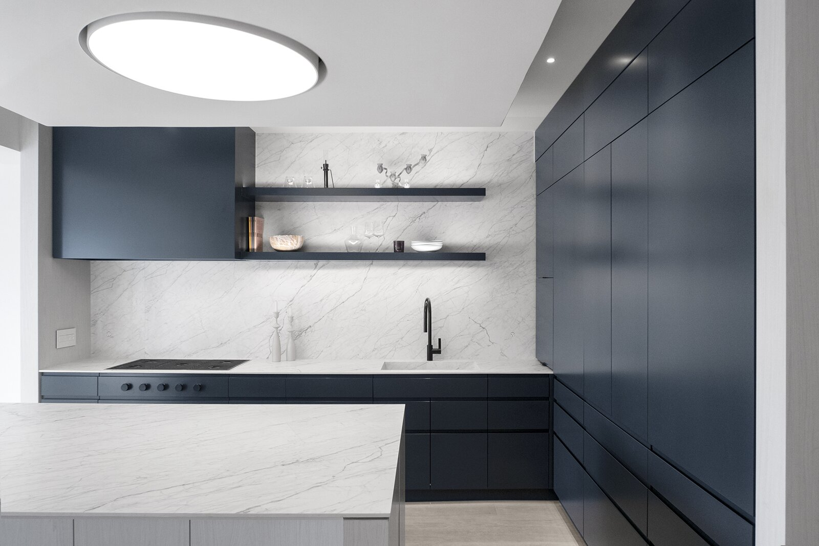 Kitchen of Walker Residence by Reflect Architecture.