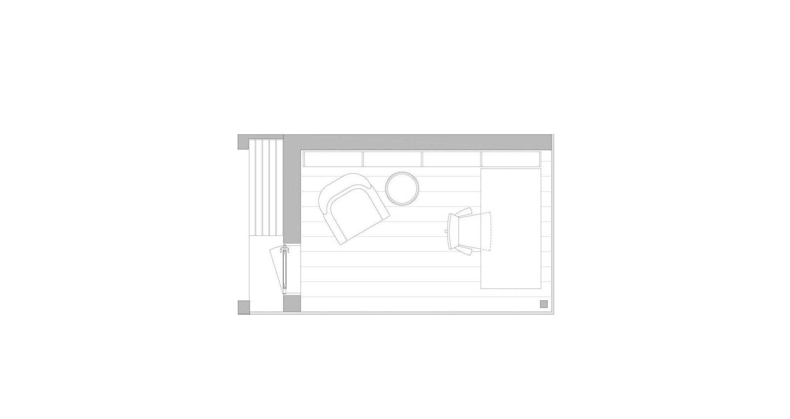 ÖÖD House Office in a Box floor plan