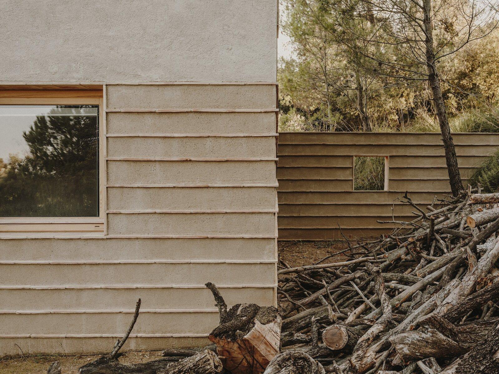Exterior of Casa Ter by Mesura.