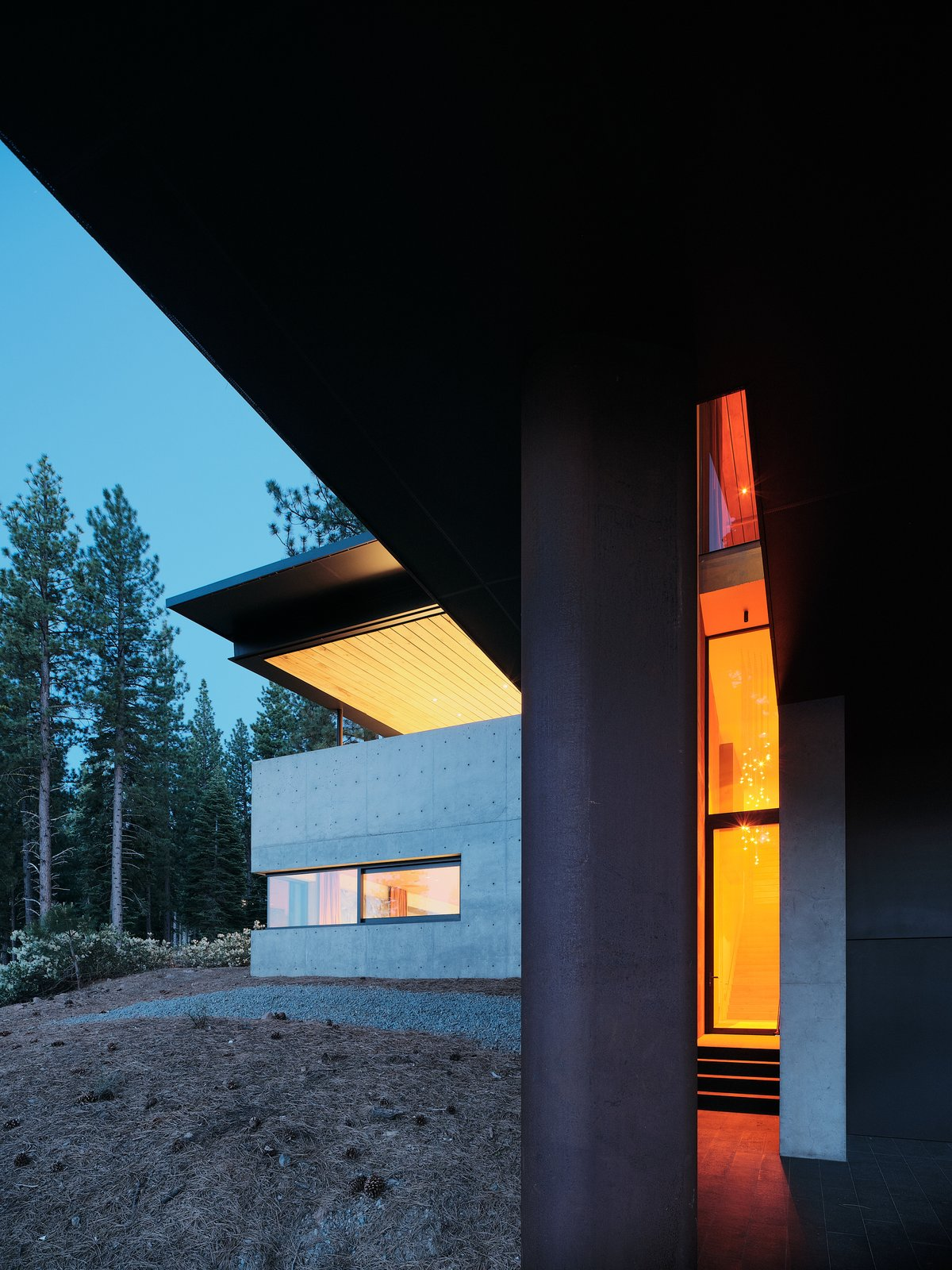 Exterior Lookout  House  Lookout House by Faulkner Architects