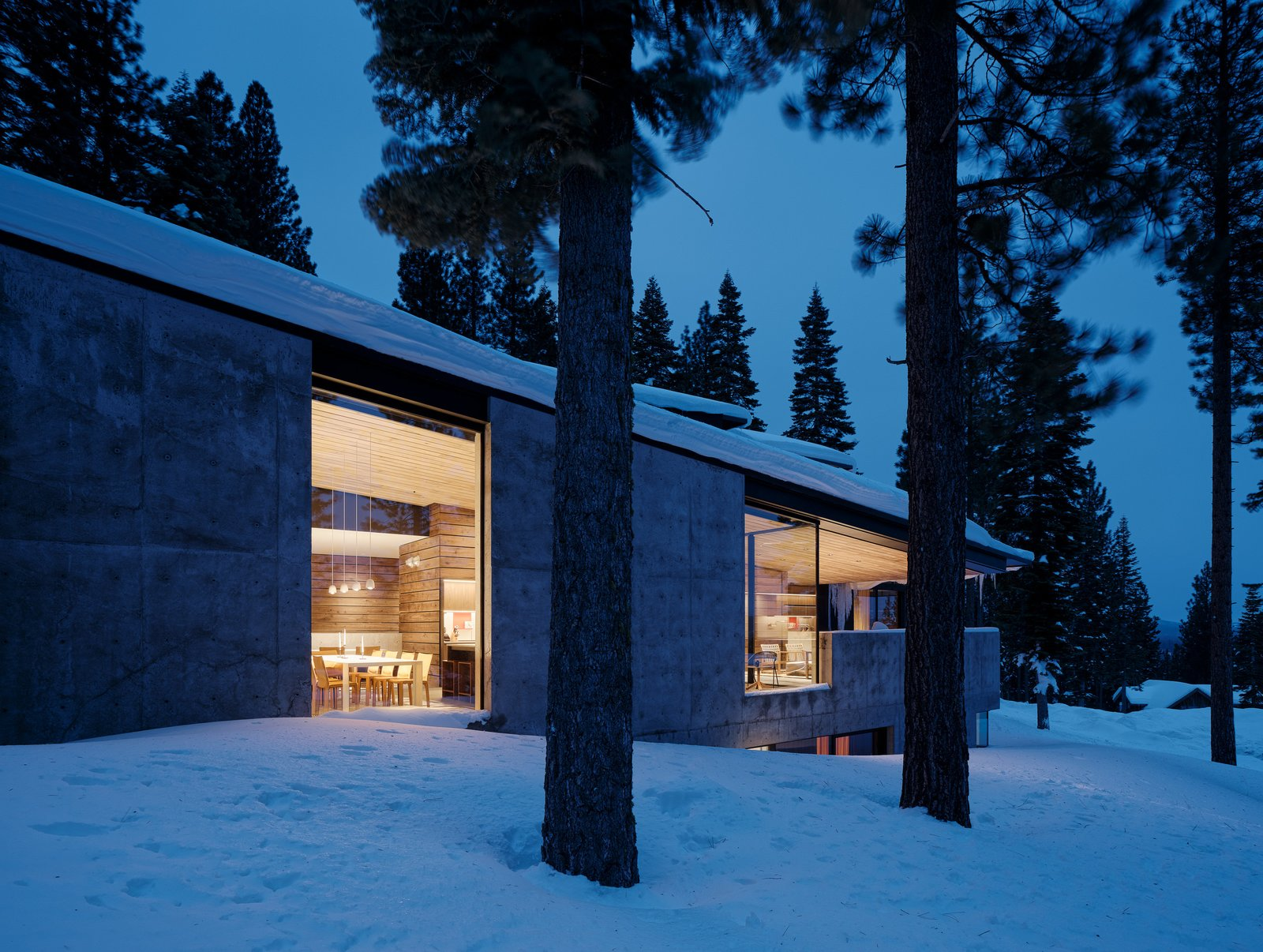 Lookout  House  Lookout House by Faulkner Architects
