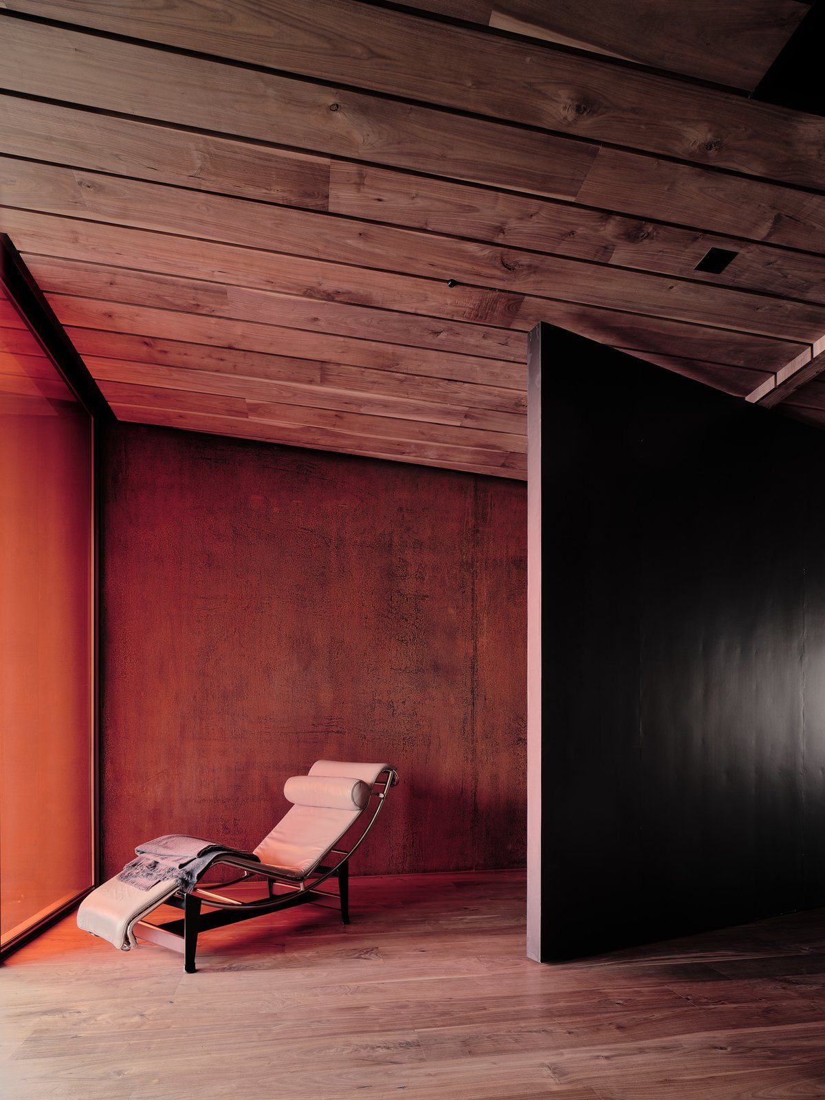 Bedroom Lookout  House  Lookout House by Faulkner Architects
