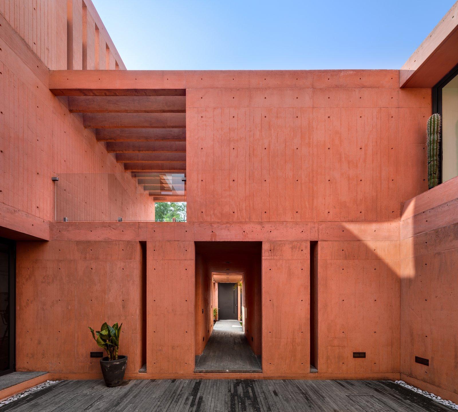 CVC House by Estudio MMX