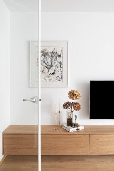 Lovely details in living room
