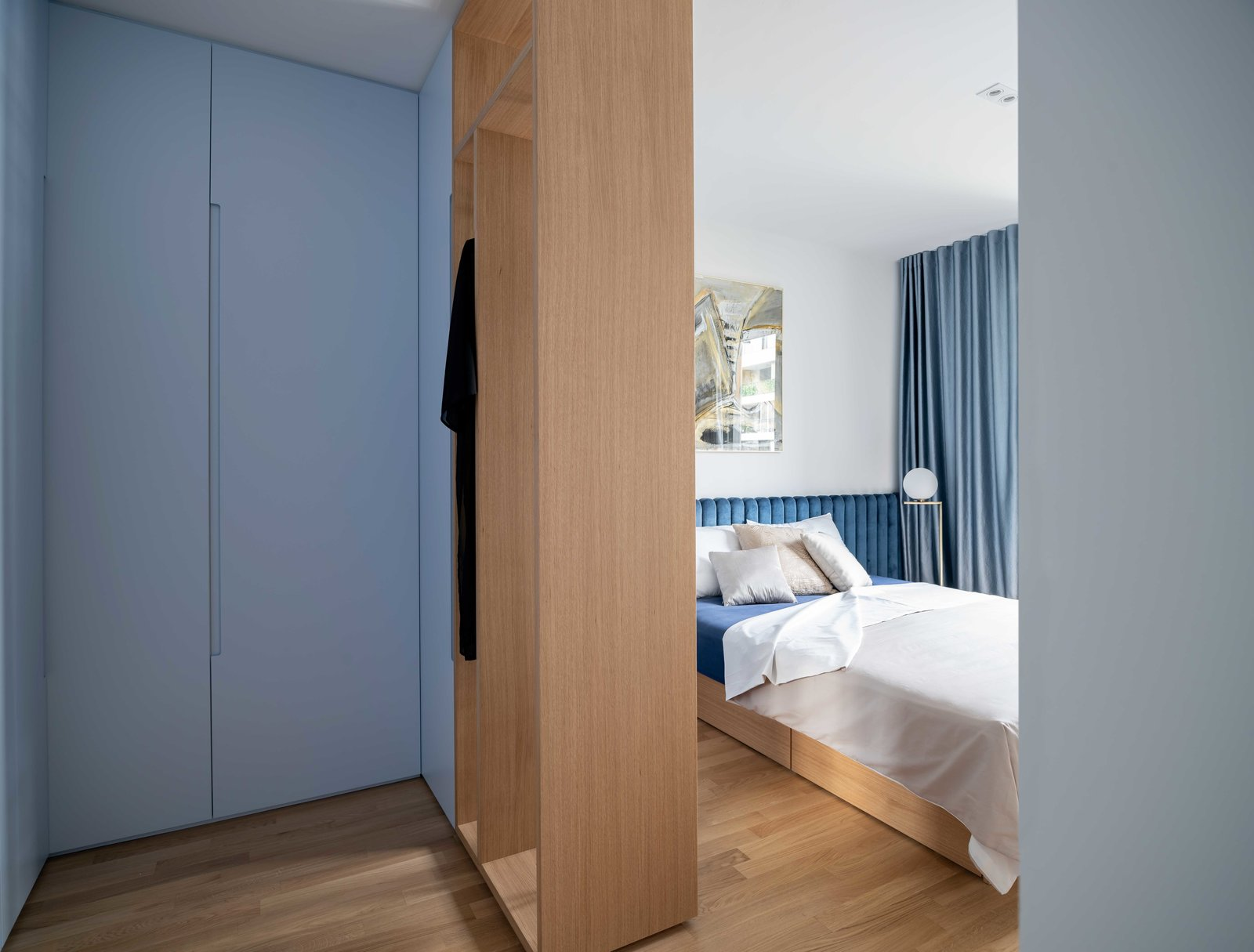 Bedroom Bedroom and the dressing room  Lady by idealist studio