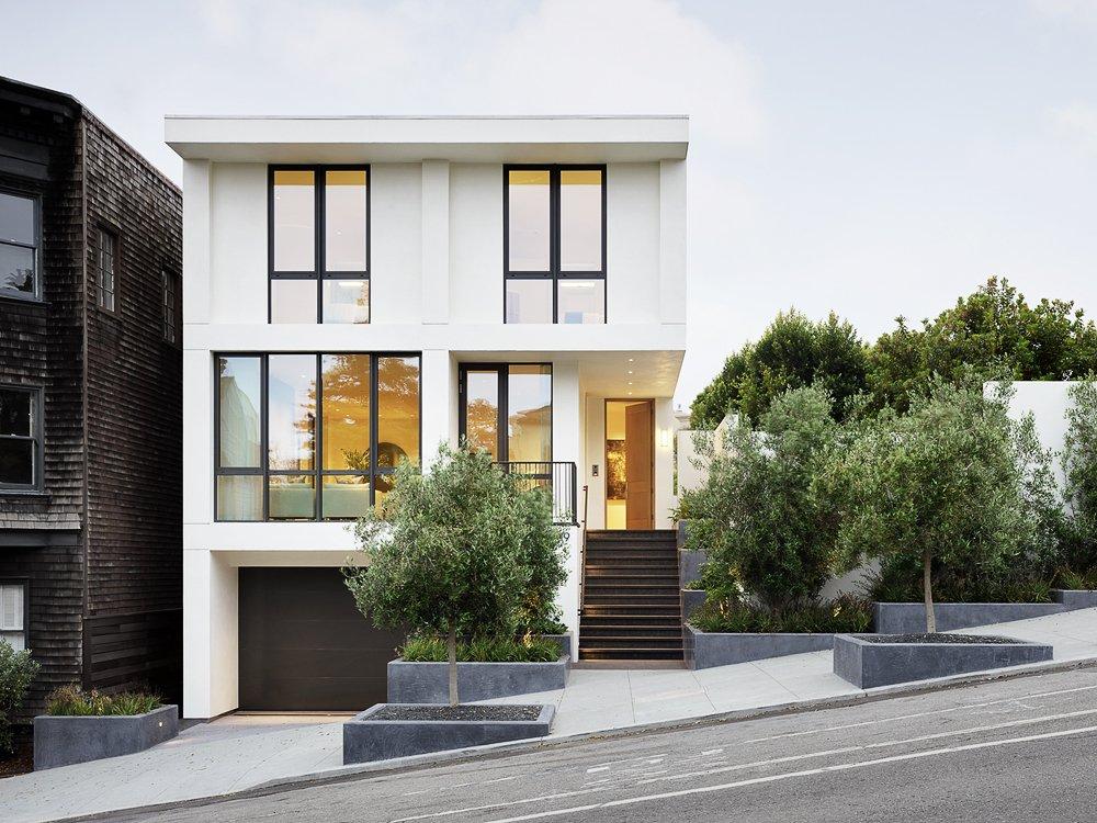 Sf Modern Modern Home In San Francisco California By Walker Warner On Dwell