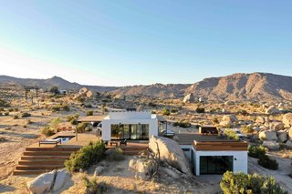 A Joshua Tree Ranch Tests the Limits of Off-Grid Luxury