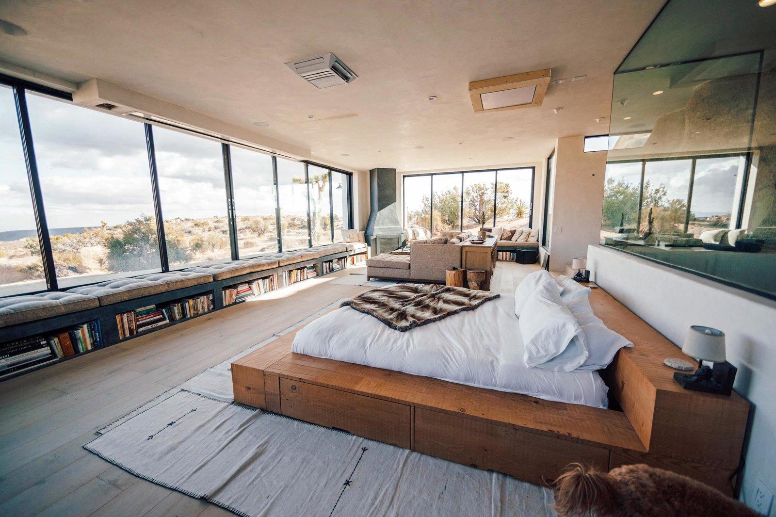 Whisper Rock Ranch Rich Rezeta Veliu  bedroom