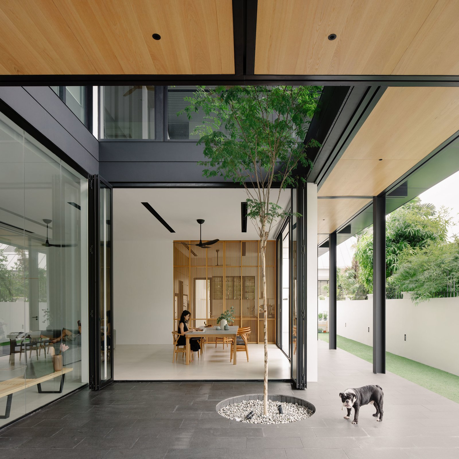 House 25 by Park + Associates outdoor