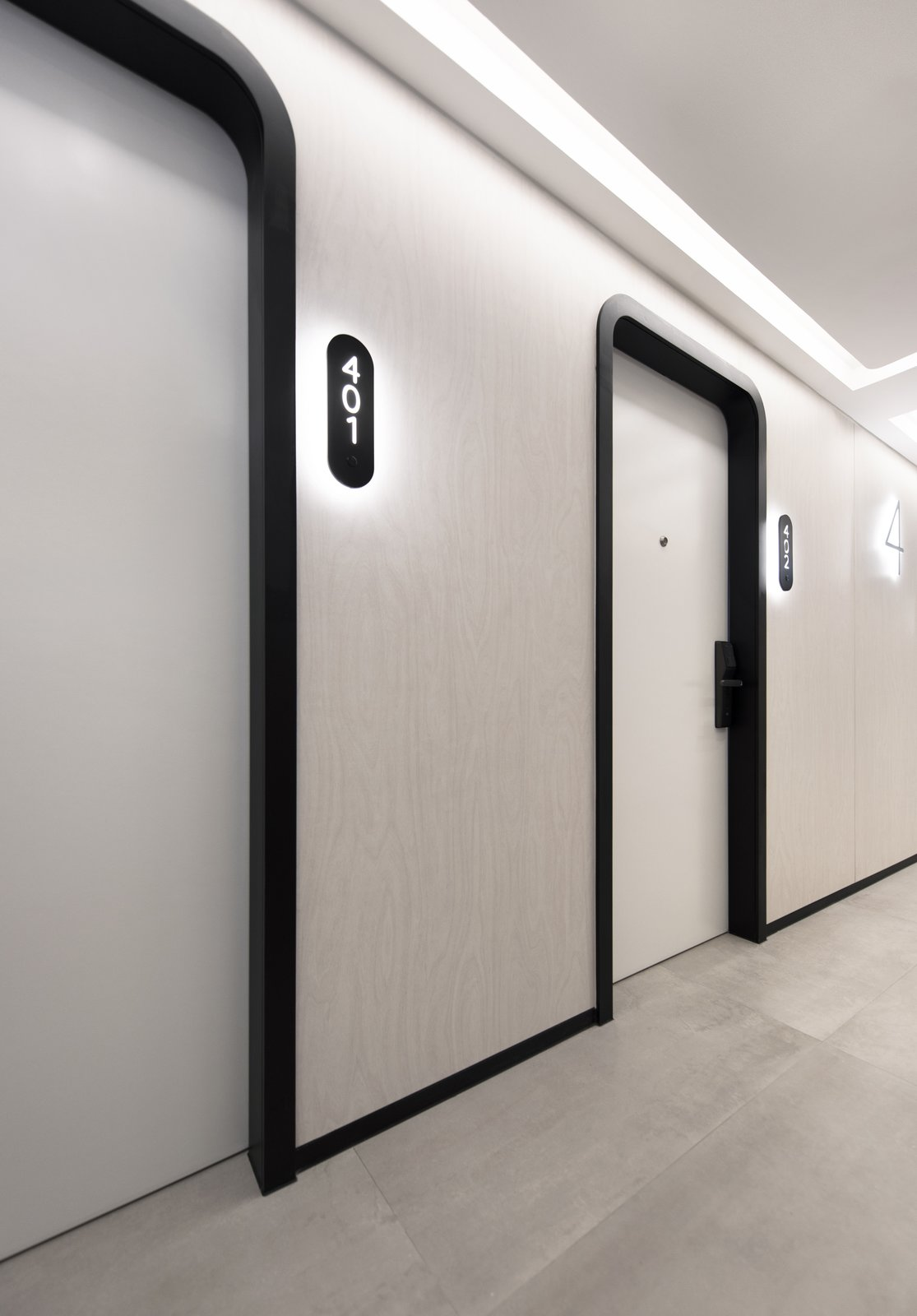 Bean Buro's Bizhouse, home office, serviced apartments