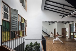 An Imaginative Courtyard House in Singapore Makes Room for Multiple Generations