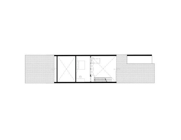 Heng House mezzanine floor plan