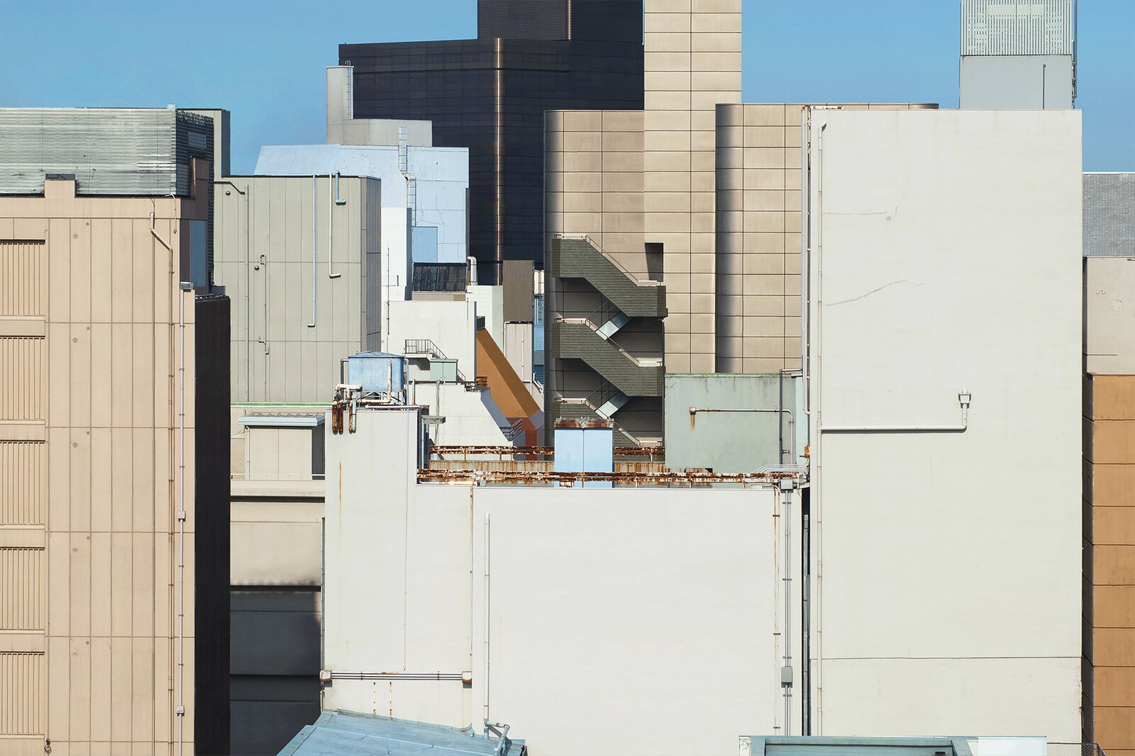 Yes, This Tokyo Photographer's Candy-Colored Cityscapes Should Make You Feel Unsettled