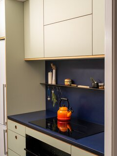 Budget Breakdown: A Seattle Architect Gives Her Galley Kitchen a Mod Update for $28K