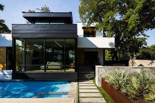 Windsor Residence by Dick Clark + Associates