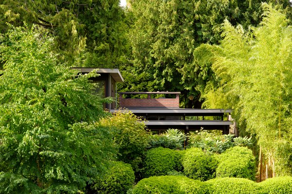 West Coast Modern Home In Vancouver British Columbia Canada On Dwell