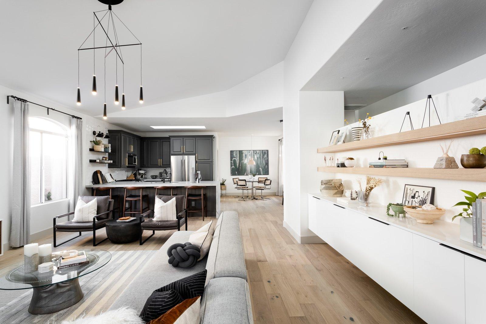 Scandinavian Desert Modern Modern Home In Scottsdale Stonebrook On Dwell