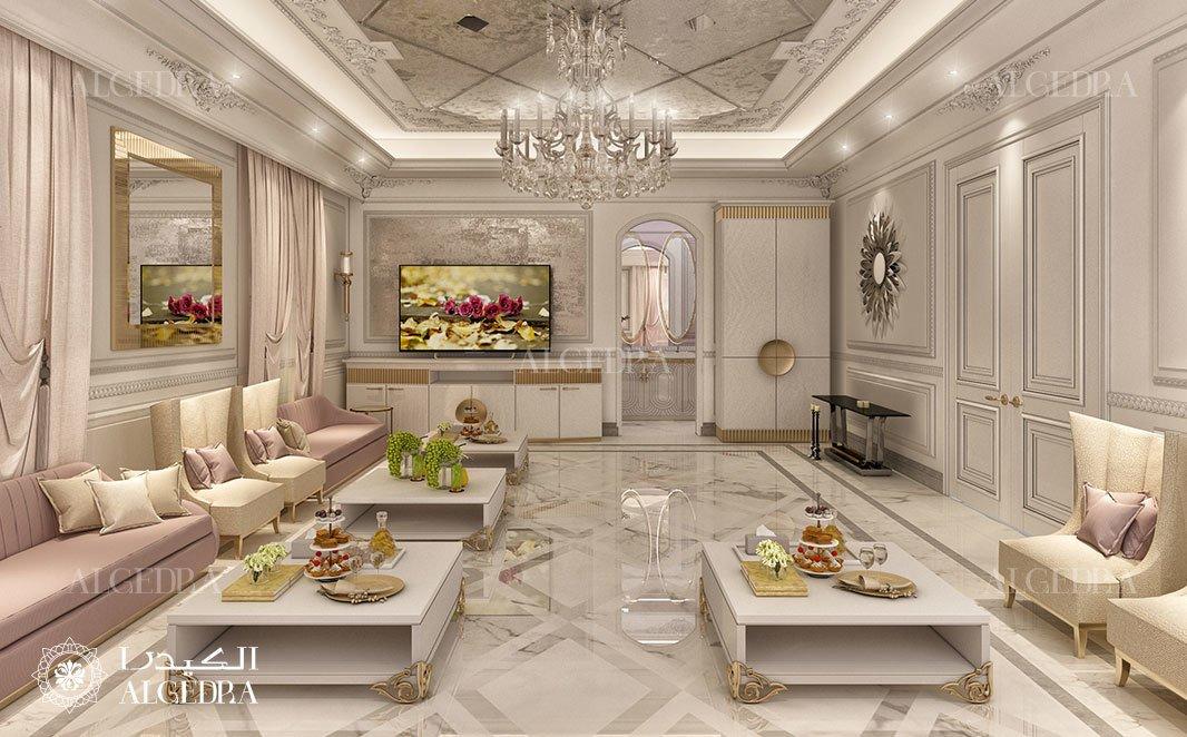 Classic Style Interior Design Villa In Mohammed Bin Zayed City Modern On Dwell