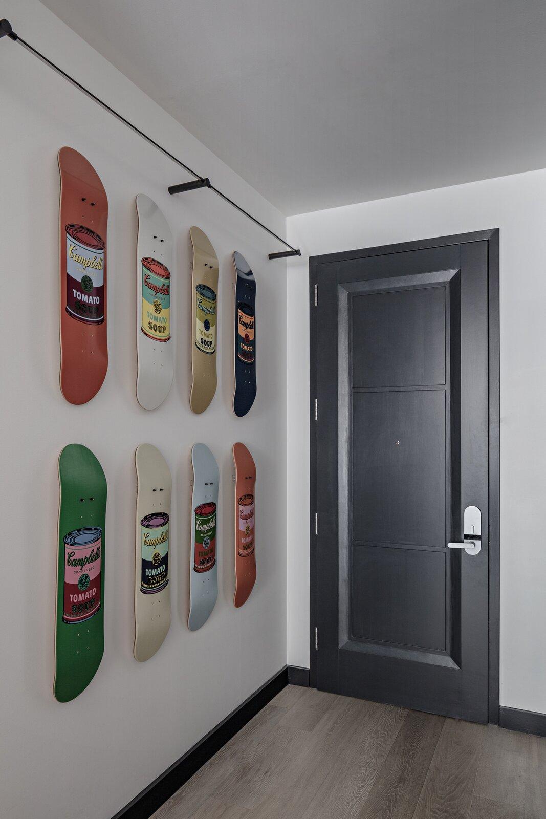 Gramercy Design Soho loft  entry