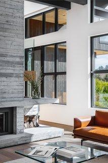 Living Room Fireplace Details