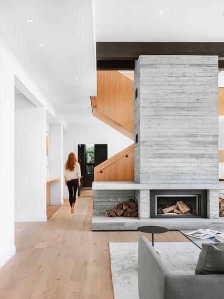 Living Room Stair Corridor