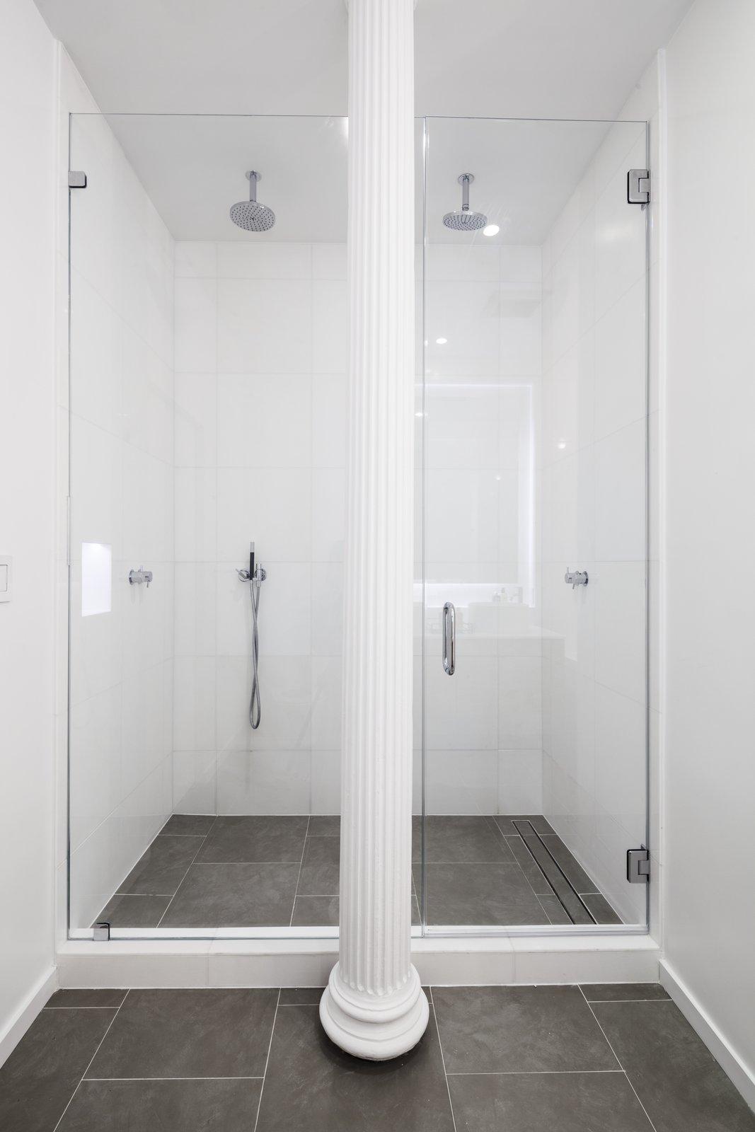 Tribeca Loft by Method Design Architecture and Urbanism bathroom