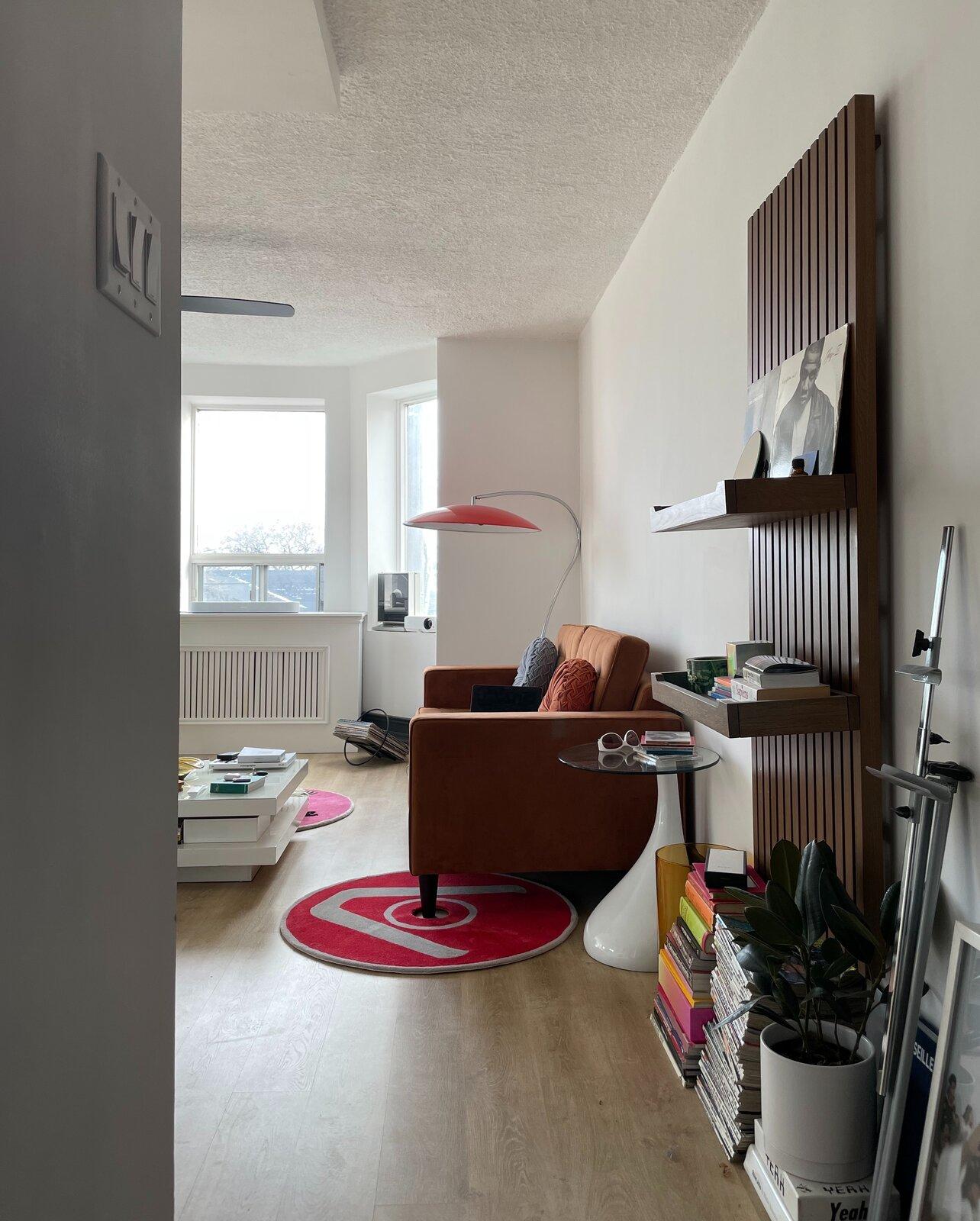 Sean Brown's Toronto apartment
