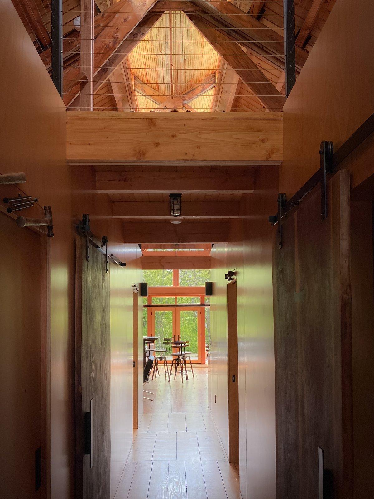 The Shop by Erin Pellegrino hallway