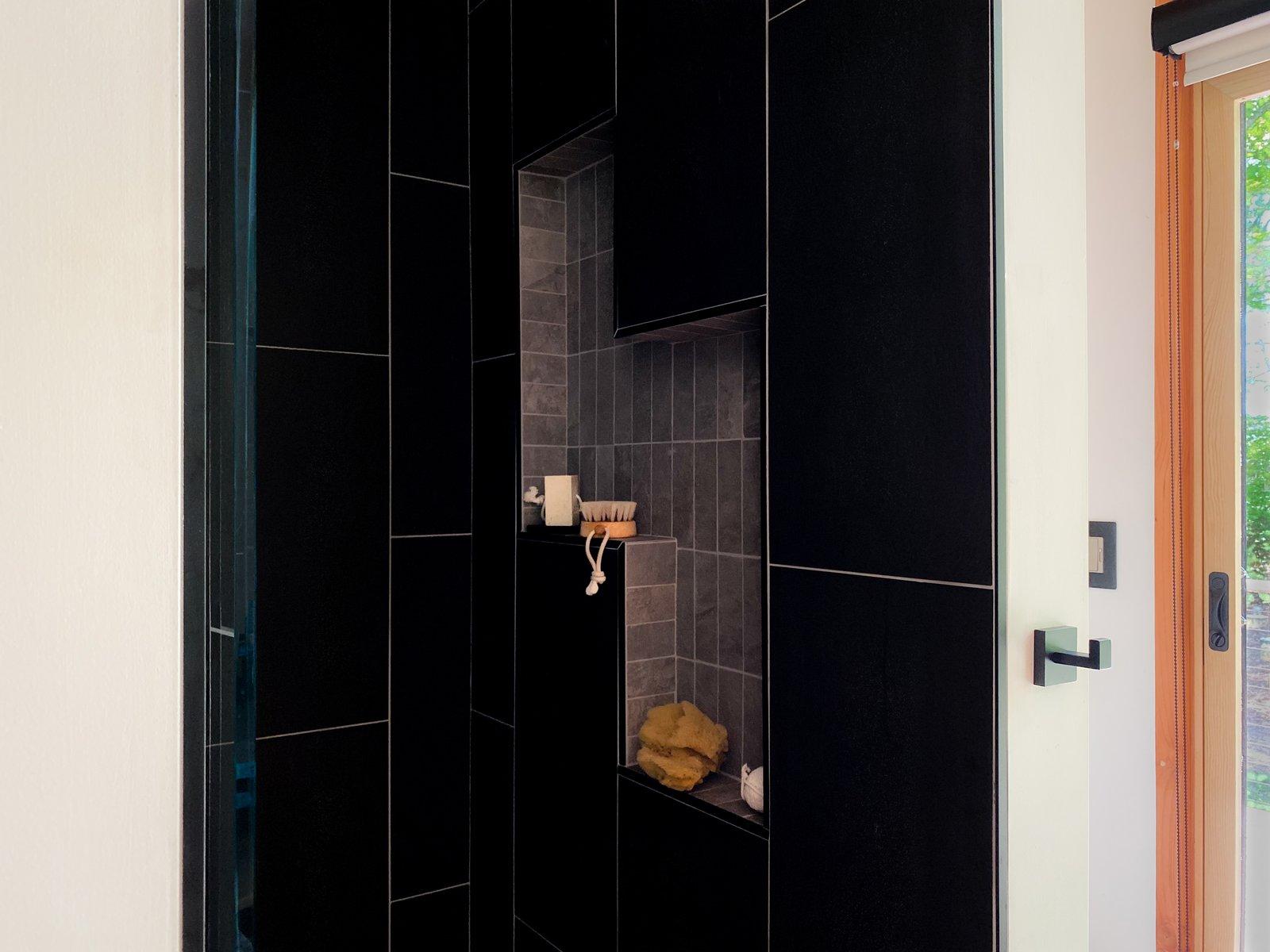 The Shop by Erin Pellegrino guest bathroom shower