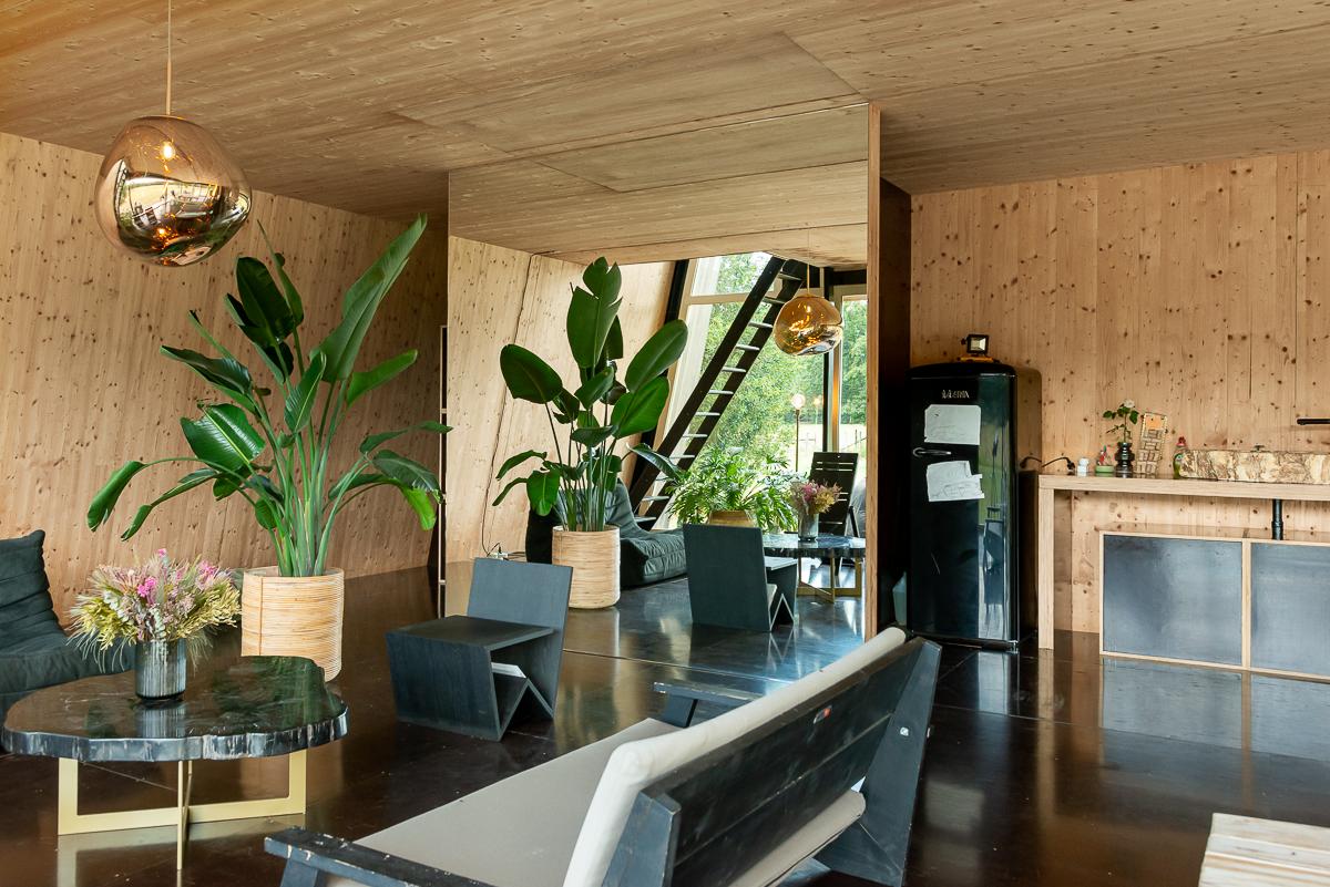 The Chairhouse (Villa Tellier) by ABN Architecten