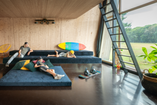 A Belgian Photographer's Country Home Is a Playground for Kids and Adults Alike