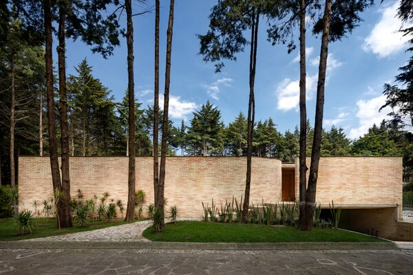 LANZA Atelier's Forest House is a triumph of artisanal expertise and sensitivity toward nature.