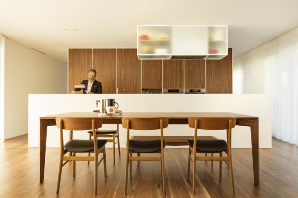 Kitchen and dining area, Maison JJ Joubert