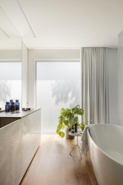 Master bathroom, Maison JJ Joubert