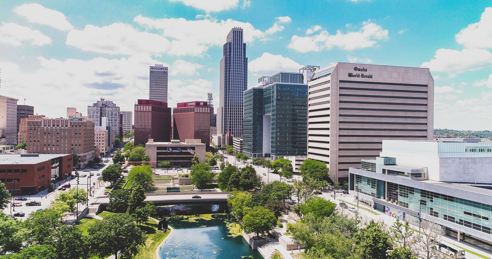 Tax Increment Financing has been used in busy areas of downtown Omaha, Nebraska. If it passes, Amendment 2 will refocus redevelopment on disadvantaged areas of the city and state, says Senator Justin Wayne.   Photo 8 of 10 in A State-by-State Guide to Housing Measures on the 2020 Ballot