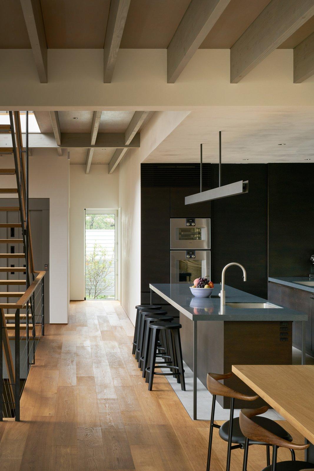 House in Yoga by Keiji Ashizawa Design kitchen