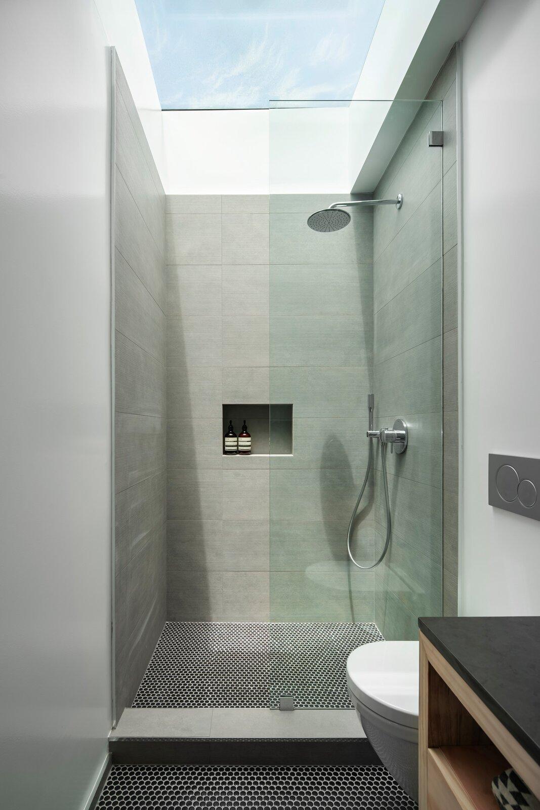 Bau10 Architecture Couer d'Alene shower