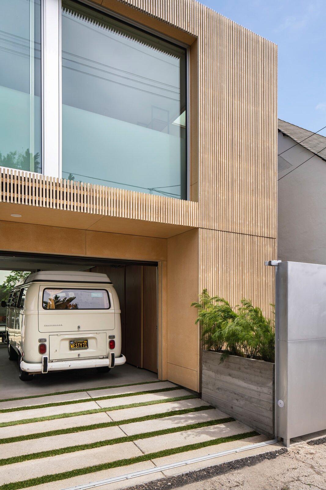 Bau10 Architecture Coeur D'Alene garage