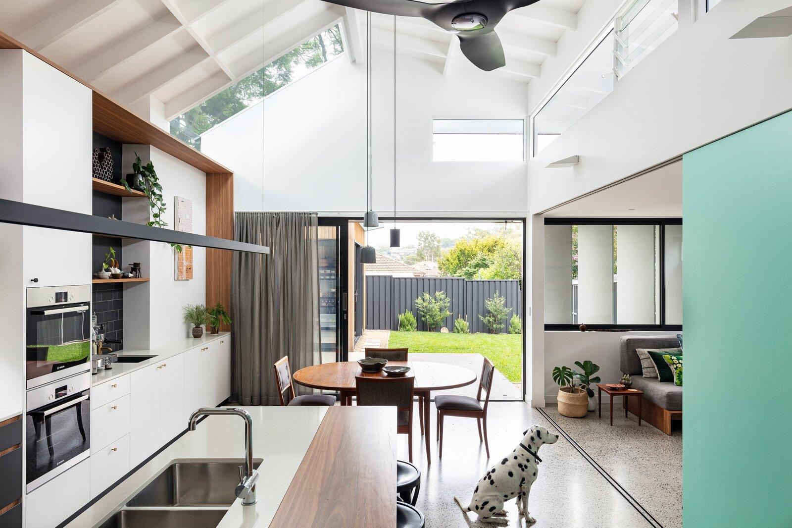 Mark Szczerbicki Design Studio Collectors' Cottage kitchen