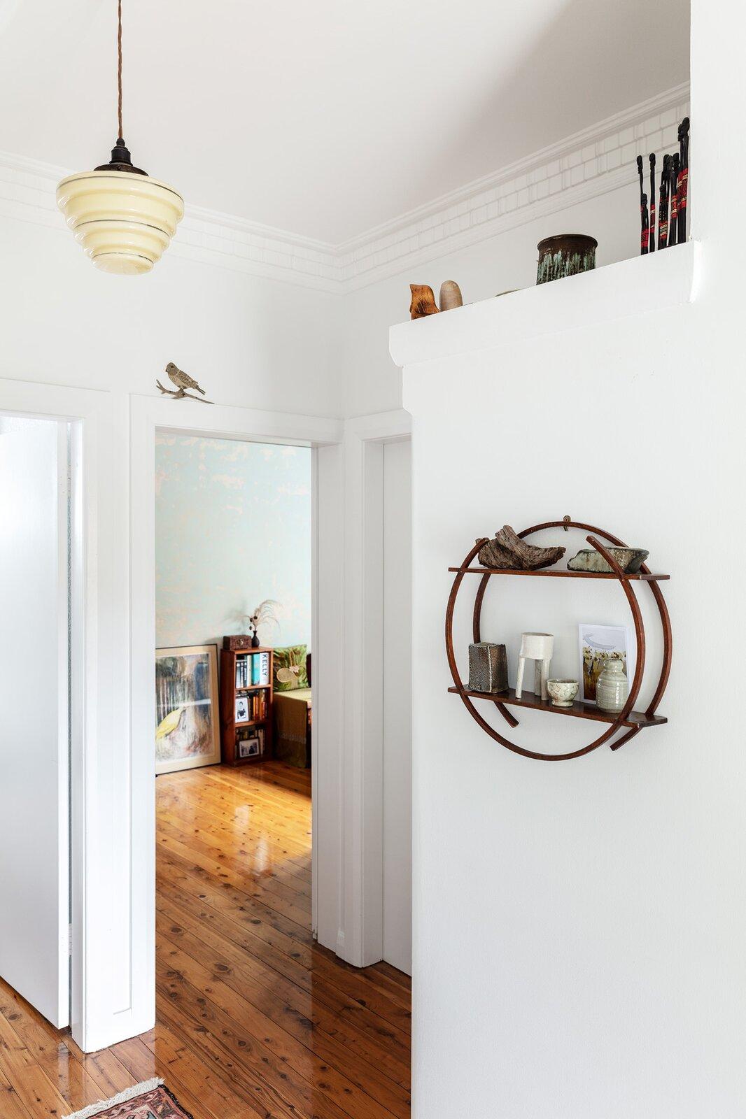 Mark Szczerbicki Design Studio Collectors' Cottage hallway