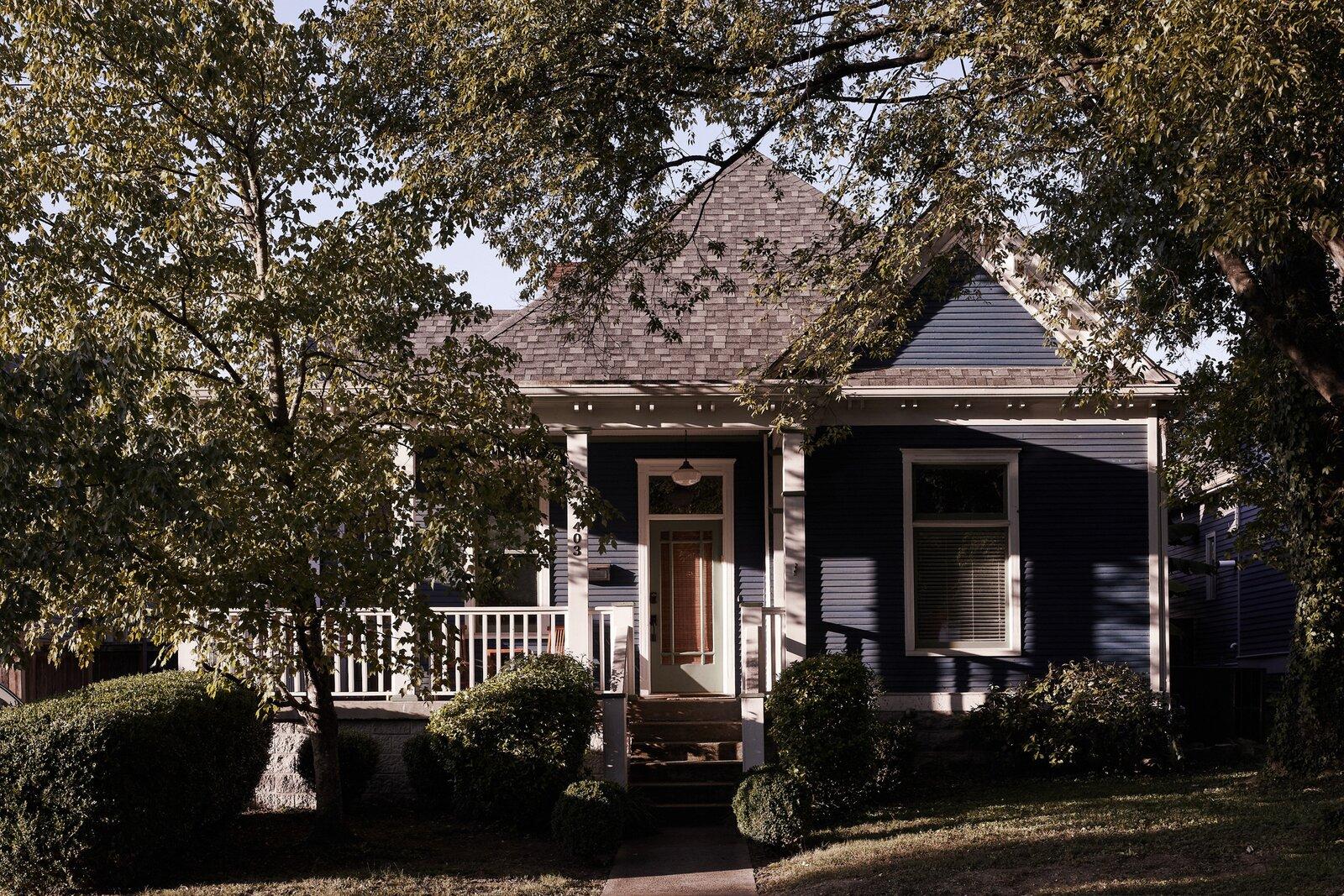 Dean Works Architecture and Design Nashville extension exterior
