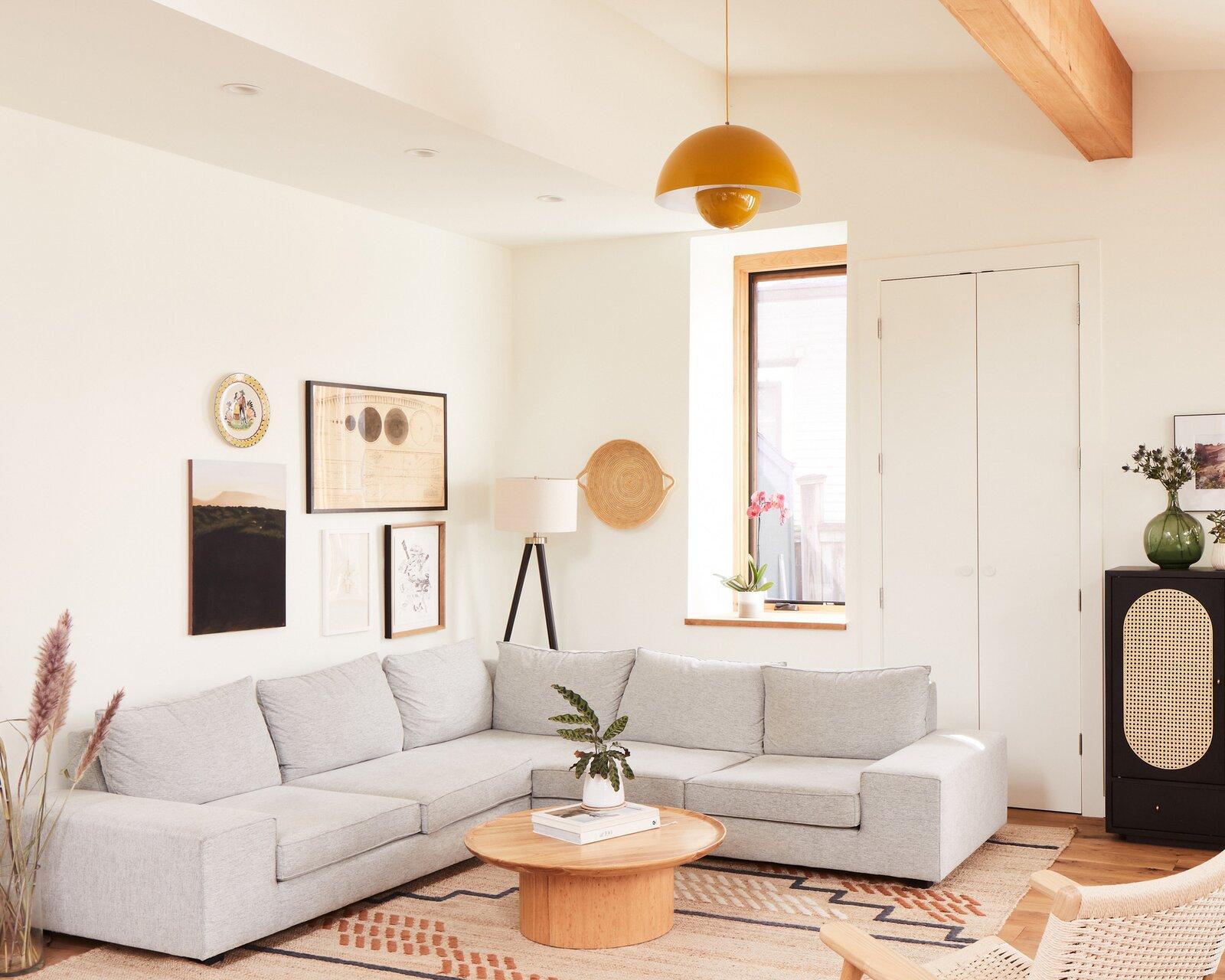 Dean Works Architecture and Design Nashville extension living room