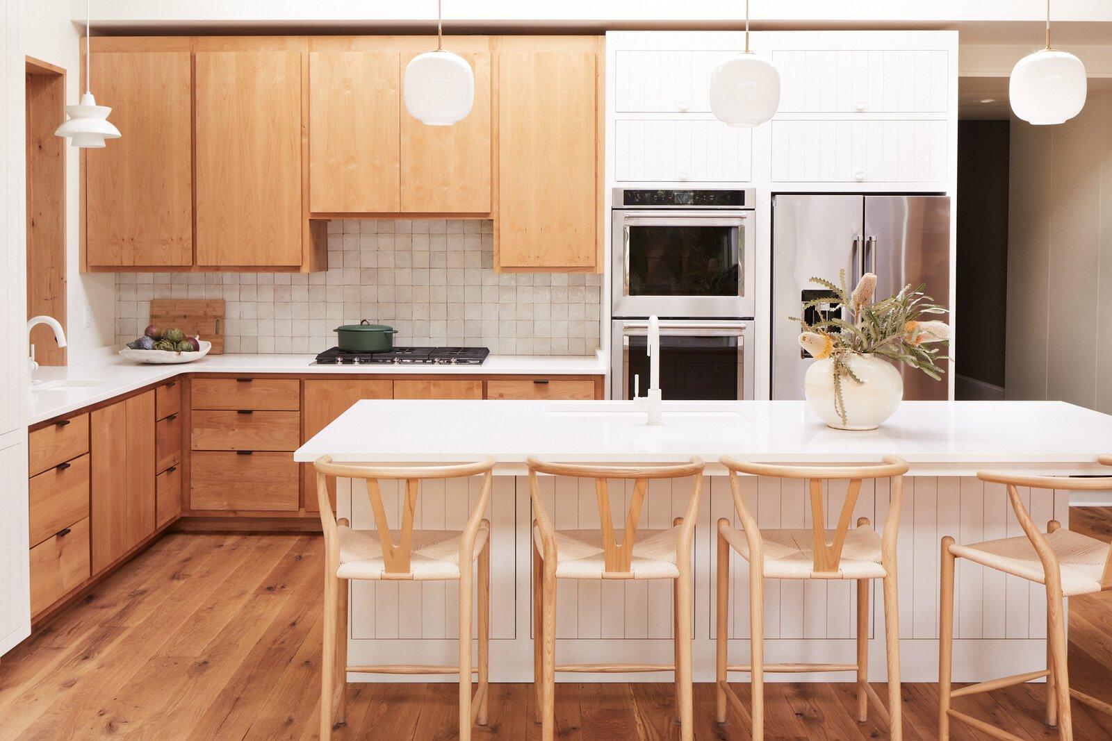 Dean Works Architecture and Design Nashville extension kitchen