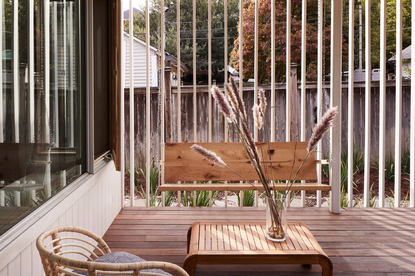 Dean Works Architecture and Design Nashville extension patio