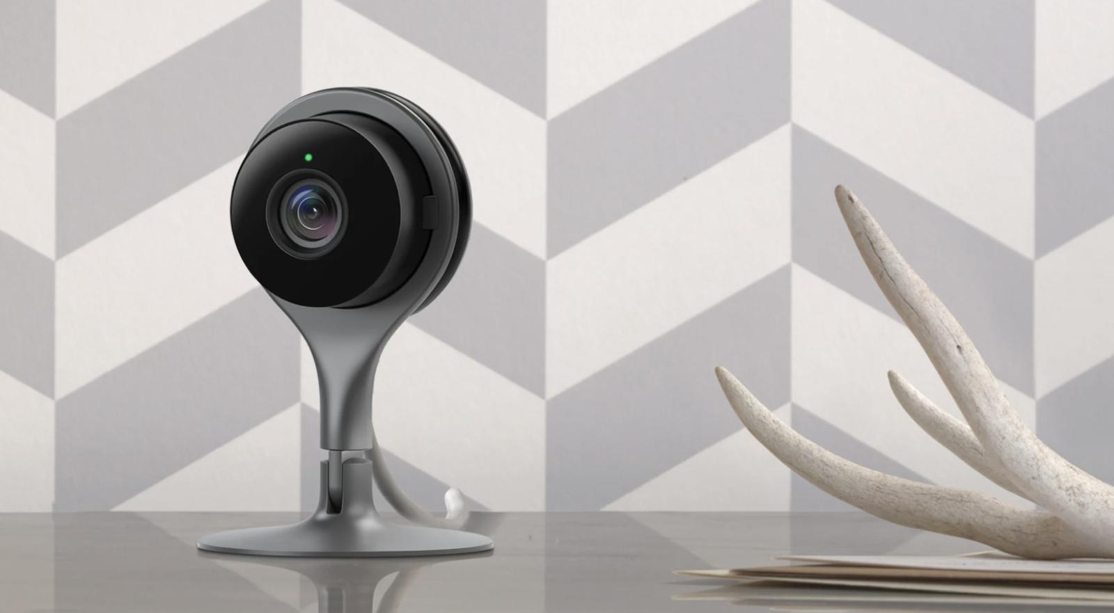 Google Nest Security Camera