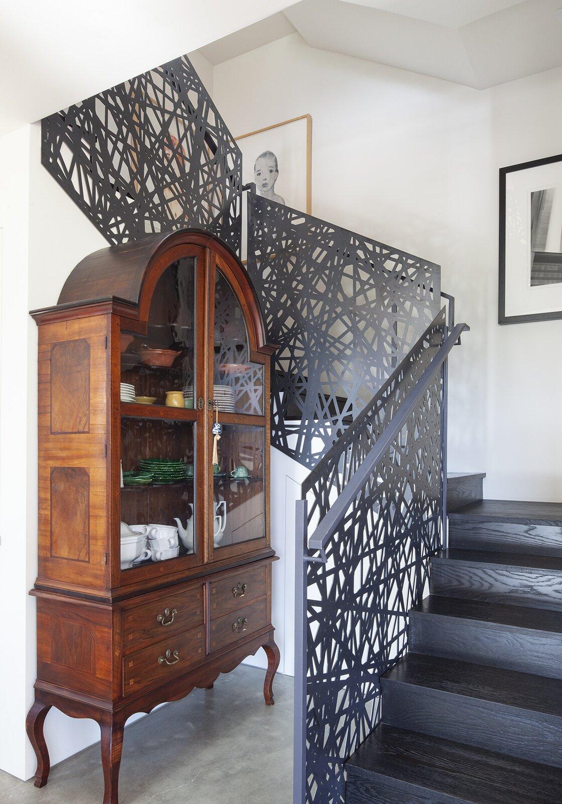 Fisher/Prebor Residence staircase